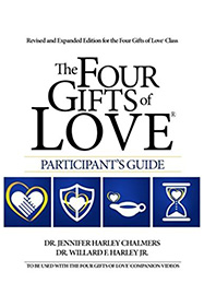The Four Gifts of Love Participant's Guide: Revised and Expanded Edition (Print Version)