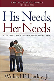 His Needs, Her Needs, Participant's Guide for the 6-Session Class